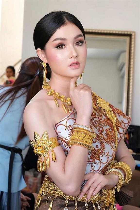 Miss Universe Cambodia 2020 Wishlist: Sea Kimhorng