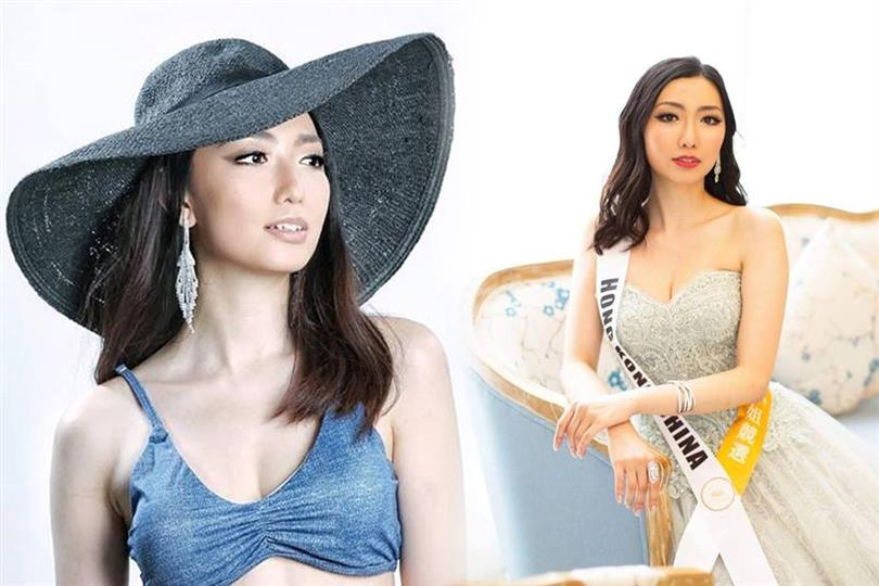 Eleanor Lam crowned Miss Grand Hong Kong 2018