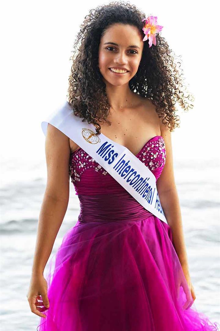 Meet Laurence Nayagom Miss Intercontinental Reunion Island 2019