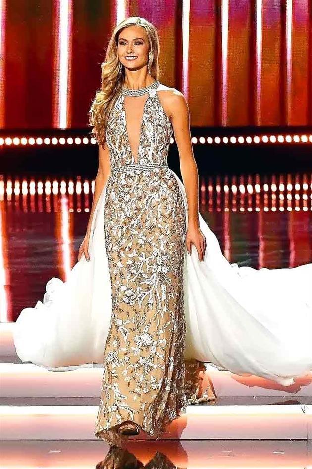 Lauren Howe Miss Universe Canada 2017