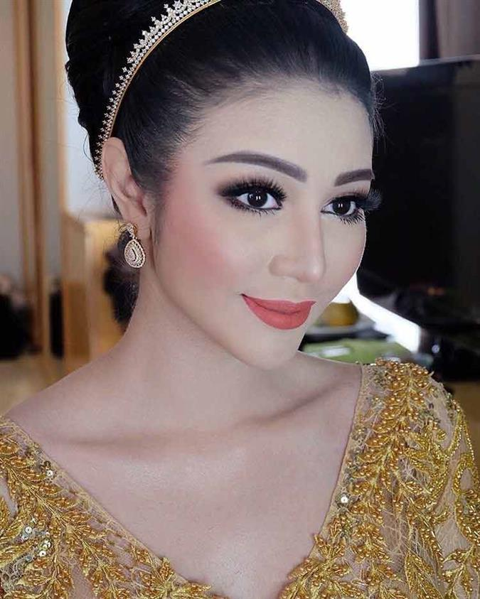 Ariska Putri Pertiwi Miss Grand International 2016
