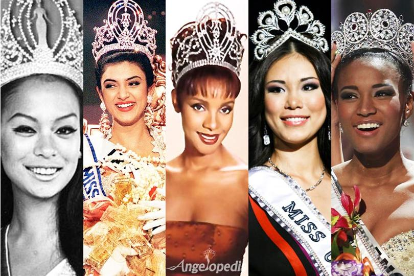 Miss Universe 2017 2018 >> Miss Universe Best Answers by Winners | Angelopedia
