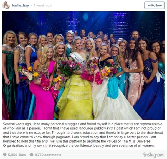 One lost the crown the other got away with an apology? – A Question Raised!!