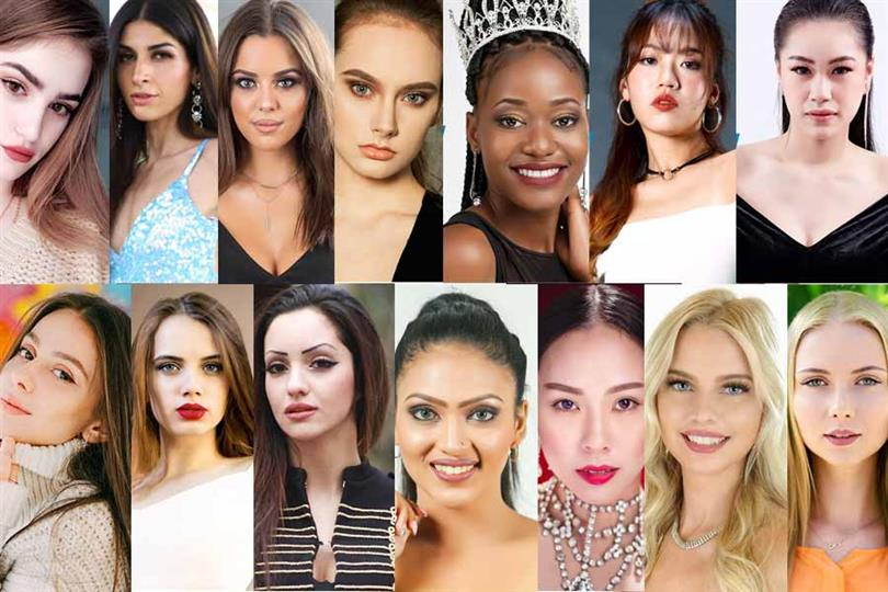 Miss Tourism International 2019 Meet the Delegates