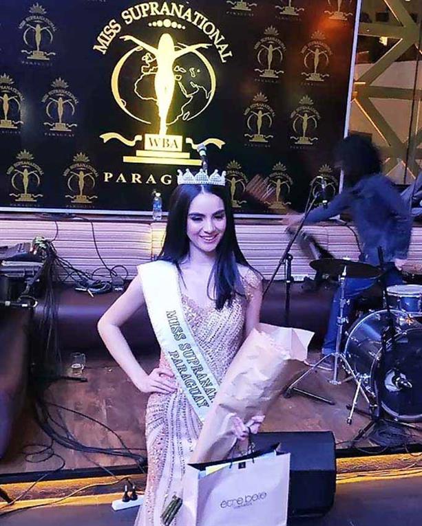 Noelia Katherine Masi crowned Miss Supranational Paraguay 2019