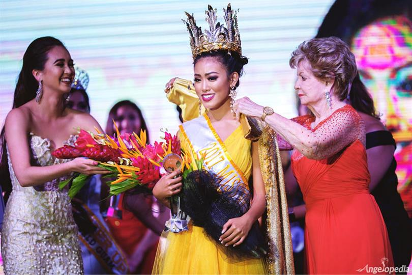 Destiny Cruz crowned Miss World Guam 2017