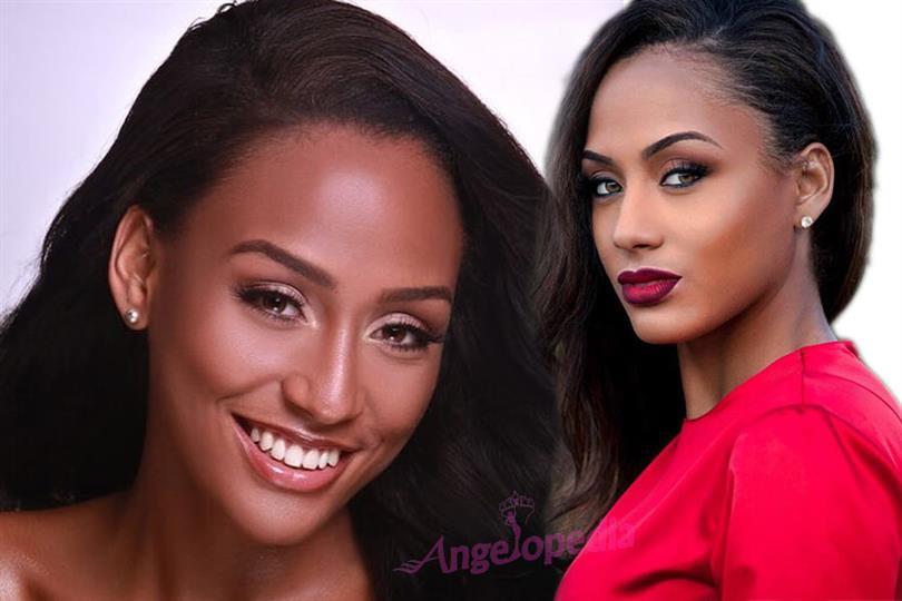 Morgane Thérésine crowned Miss World Guadeloupe 2018