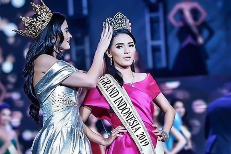 Sarlin Jones crowned Miss Grand Indonesia 2019