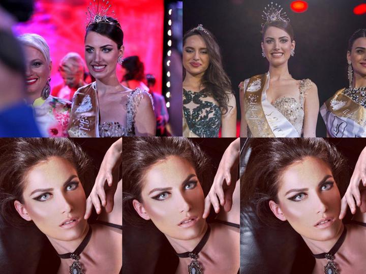 Image result for Miss Georgia Nuka Karalashvili