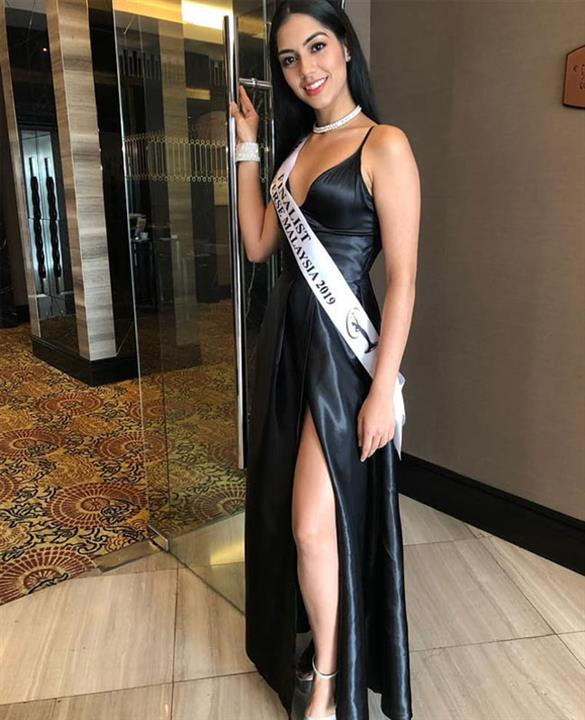 Lesser Known facts about Miss Universe Malaysia 2019 Shweta Sekhon