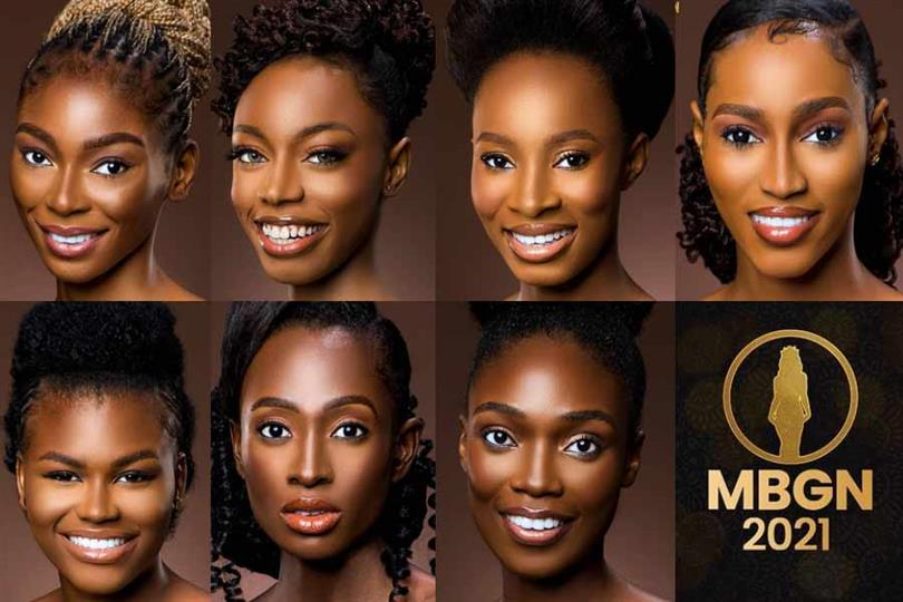 Miss Nasarawa Chinemerem Okemuo Miss Niger Sandra Upe Adams Miss Ogun Kehinde Osibowale Miss Ondo Oluwapelumi Odeyemi Miss Osun Vivian Adenijo Miss Oyo Rebecca Bisola Omiyale