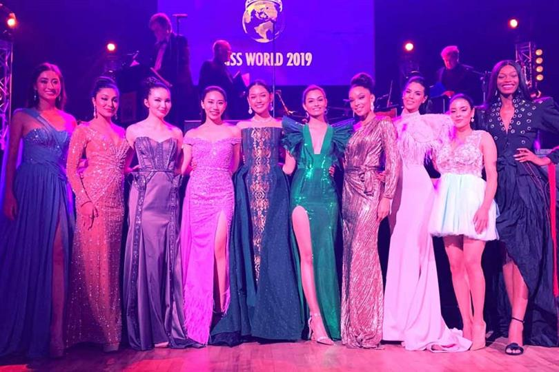 Who will win the Beauty With A Purpose award for Miss World 2019?