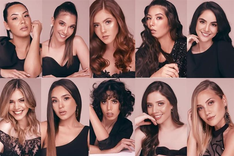 Miss Supranational Paraguay 2019 Meet the Contestants