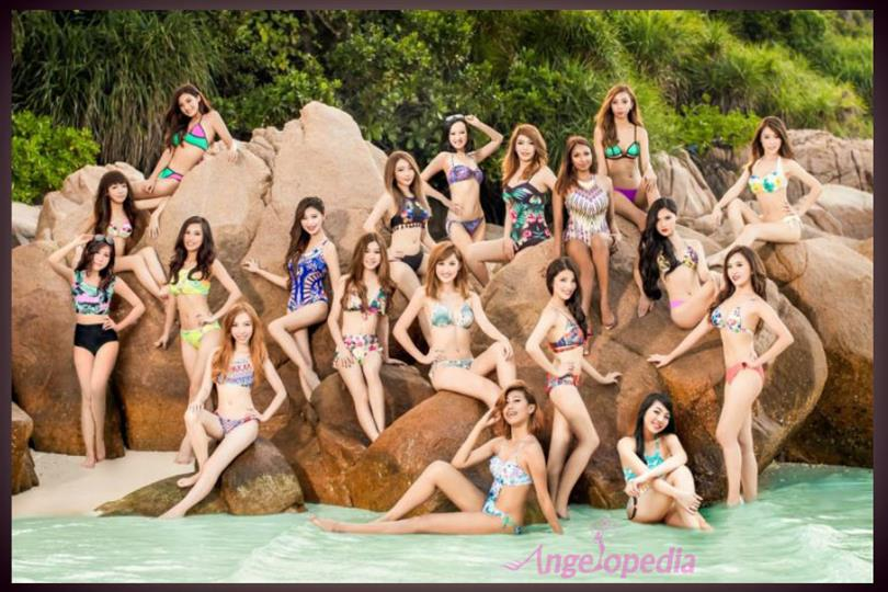 Miss Singapore 2017 contestants initiate good cause