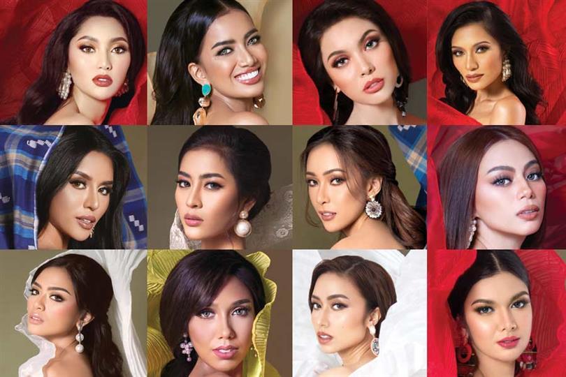 Alexandra Rosales, Vianca Marcelo, Meiji Cruz, Shanon Tampon, Princess Kien Guanzon, Arianne Viardo