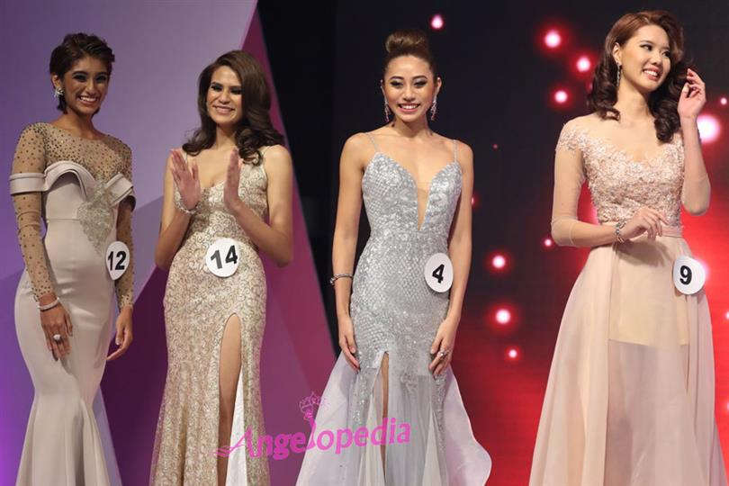 Miss Universe Malaysia 2018 Question and Answer Round of Top 4 Finalists