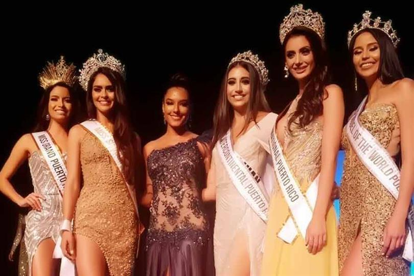 Lorimar Atanacio crowned Top Model of the World Puerto Rico 2019