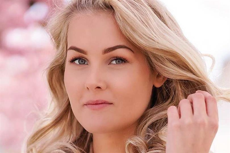 Helene Abildsnes crowned Miss Universe Norway 2019