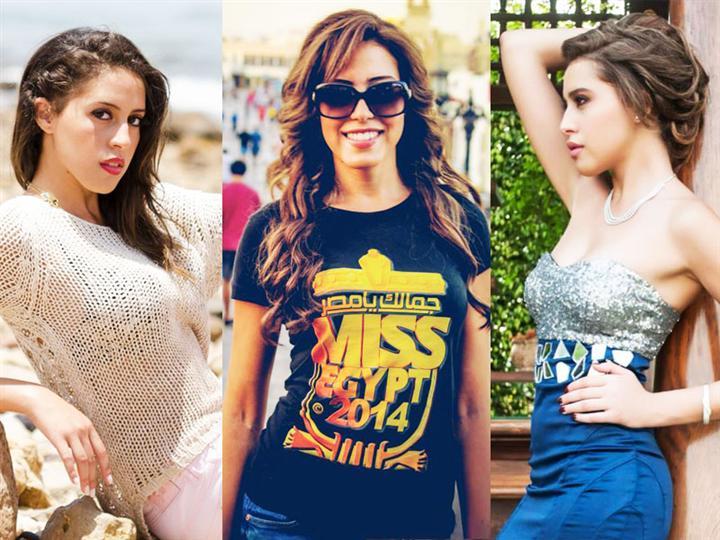 Miss Egypt World 2014