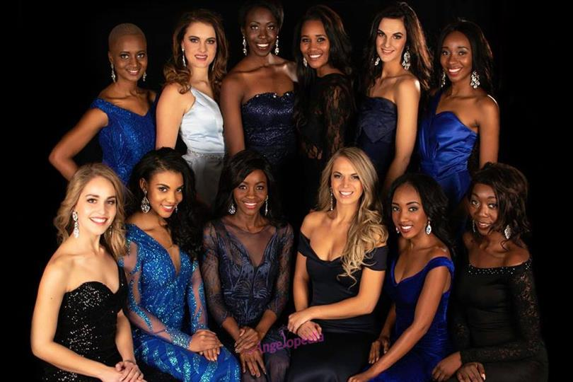 Miss Namibia 2018 Meet The Contestants