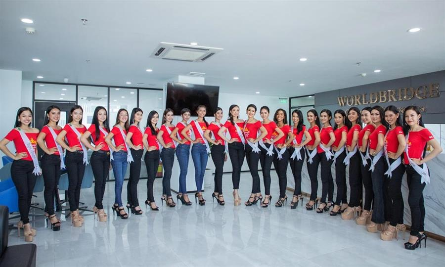 Miss Universe Cambodia 2019 Long Gown Competition details