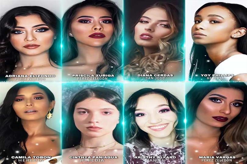 Miss Mundo Costa Rica 2020 Meet the Delegates