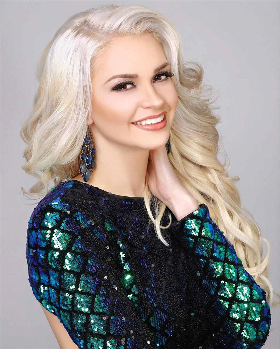 Beauty Talks with Miss Illinois Earth United States 2018 Kristy Decheva