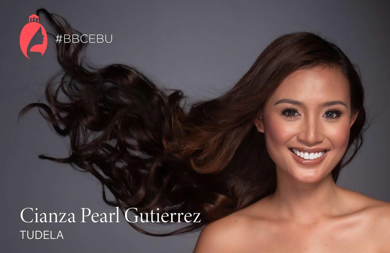 Cianza Pearl Gutierrez representing Tudela