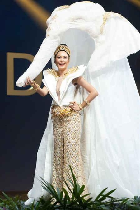 Ning Sophida Miss Universe Thailand 2018