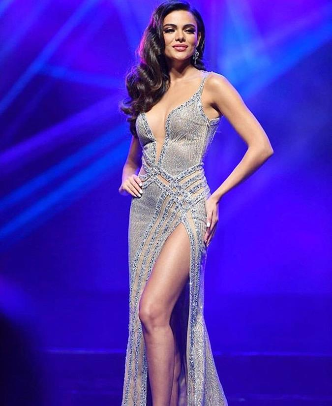 Karen Gallman of Philippines crowned Miss Intercontinental 2018
