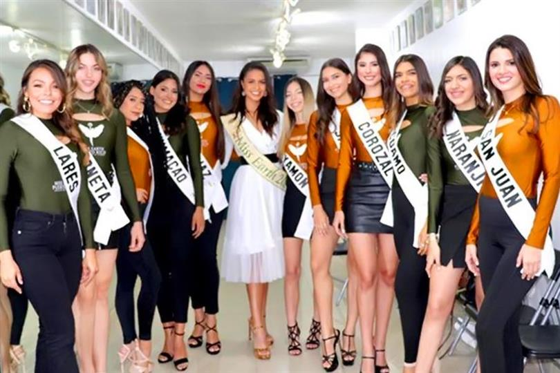 Miss Earth Puerto Rico 2020 Meet the Delegates