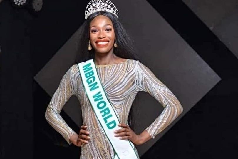 Nyekachi Douglas crowned Miss World Nigeria 2019