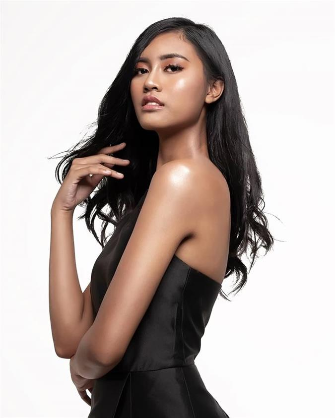 Ervina Nathasia representing SR Yogyakarta