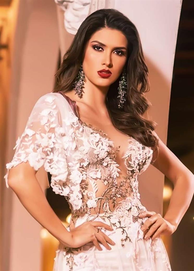Kelin Rivera Kroll crowned Miss Universe Peru 2019