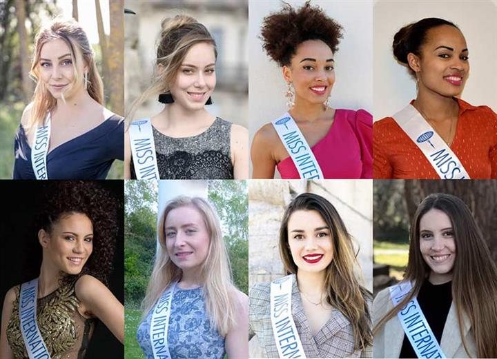 Miss International France 2019 Meet the Delegates