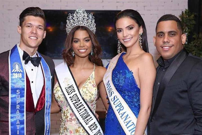 Yaliza Burgos elected Miss Supranational Dominican Republic 2019