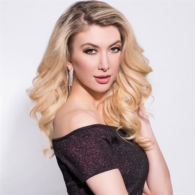 Happy Birthday to Miss Eco United States 2019 Jordan Elizabeth