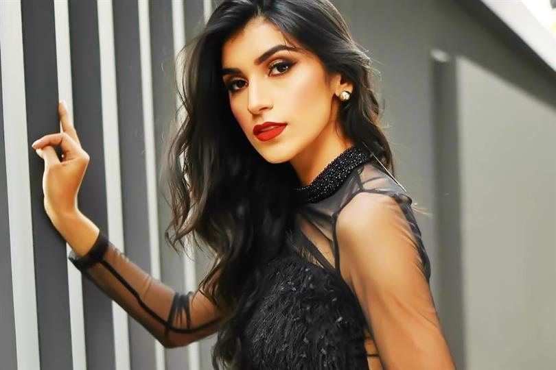 Rosemary Arauz crowned Miss Universe Honduras 2019