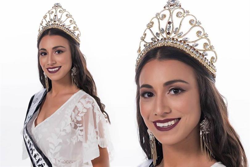 Monique Shippen crowned Miss International Australia 2019