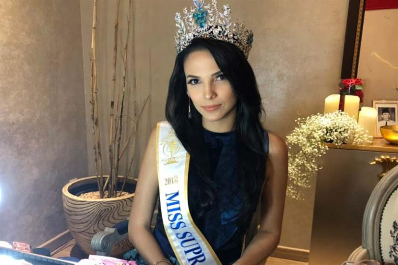 The reigning Miss Supranational Valeria Vazquez Latorre ends her reign on a conquering note