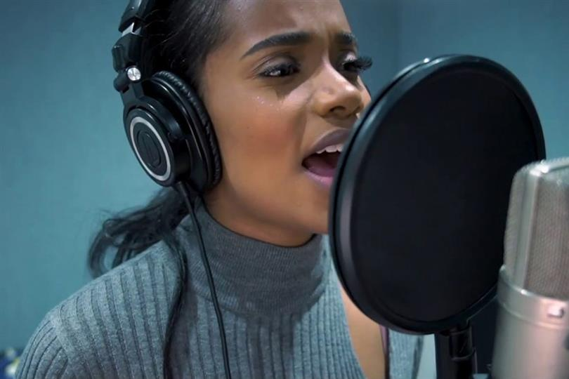 Miss World 2019 Toni-Ann Singh releases her first single music video