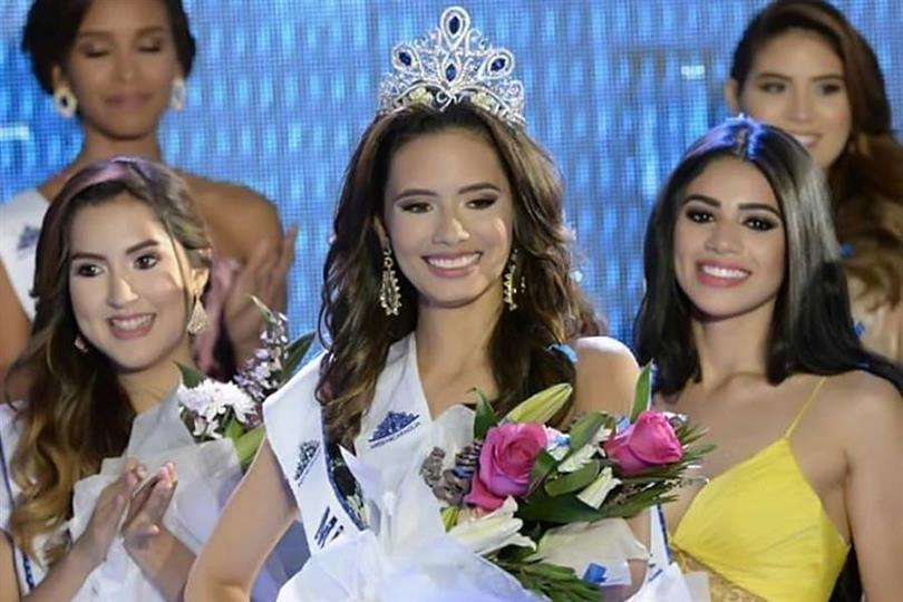 Inéss López Sevilla crowned Miss Nicaragua 2019