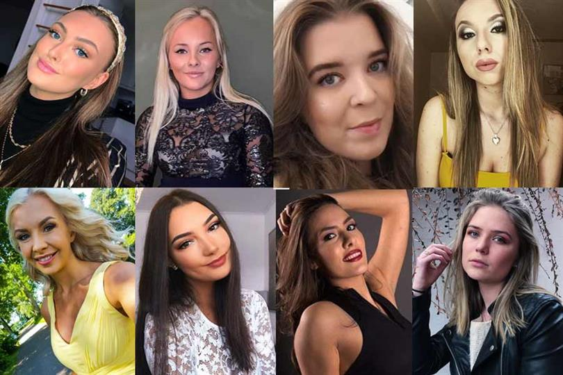 Miss Norway 2020 Meet the Delegates