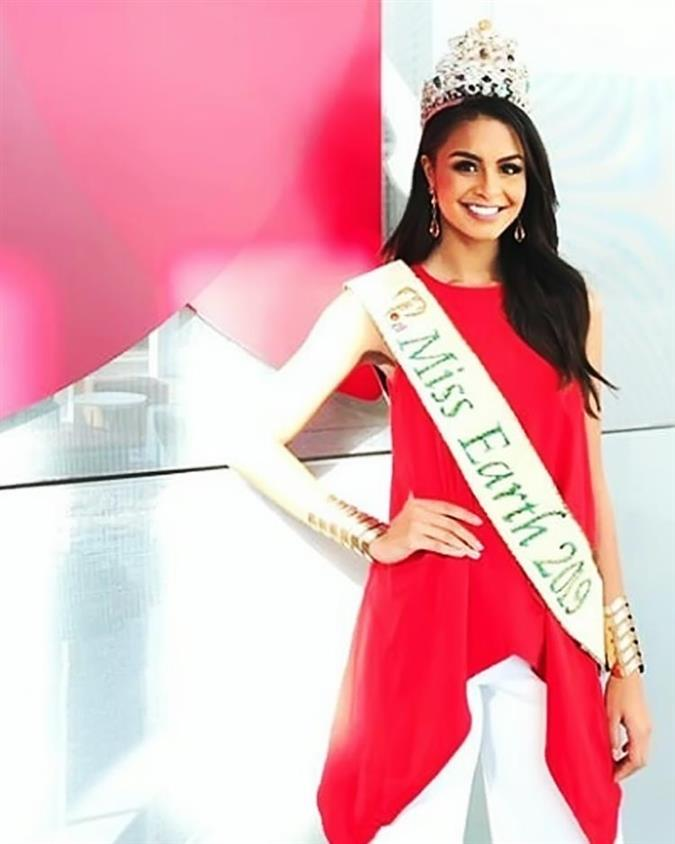 Miss Earth 2019 Nellys Pimentel's grand homecoming