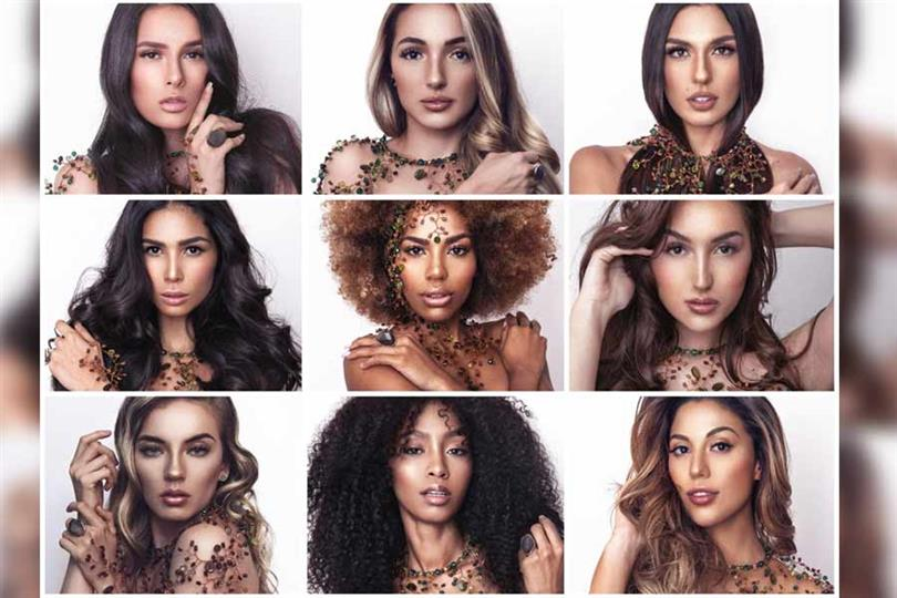 Miss Mundo Costa Rica 2019 Meet the Delegates