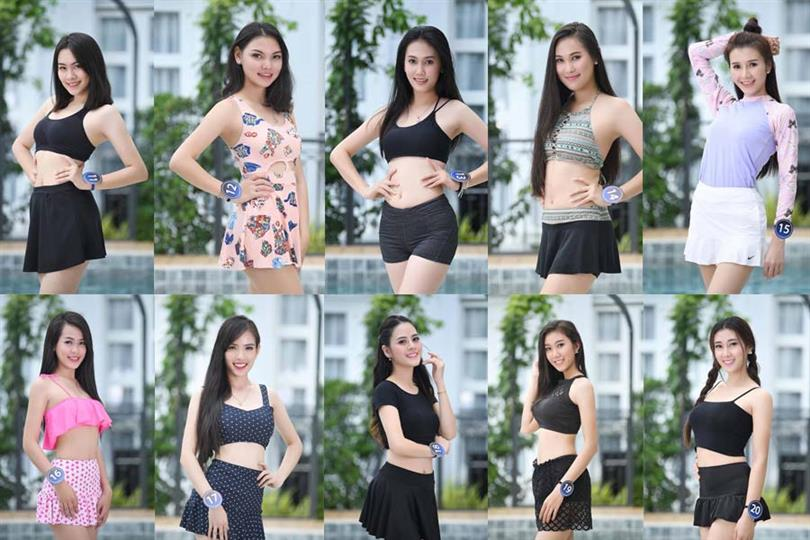 Miss World Laos 2018 Meet the Contestants