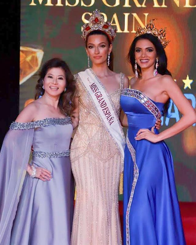 Ainara De Santamaria crowned Miss Grand Spain 2019