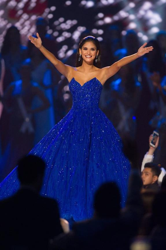 Miss Universe 2015 Pia Wurtzbach