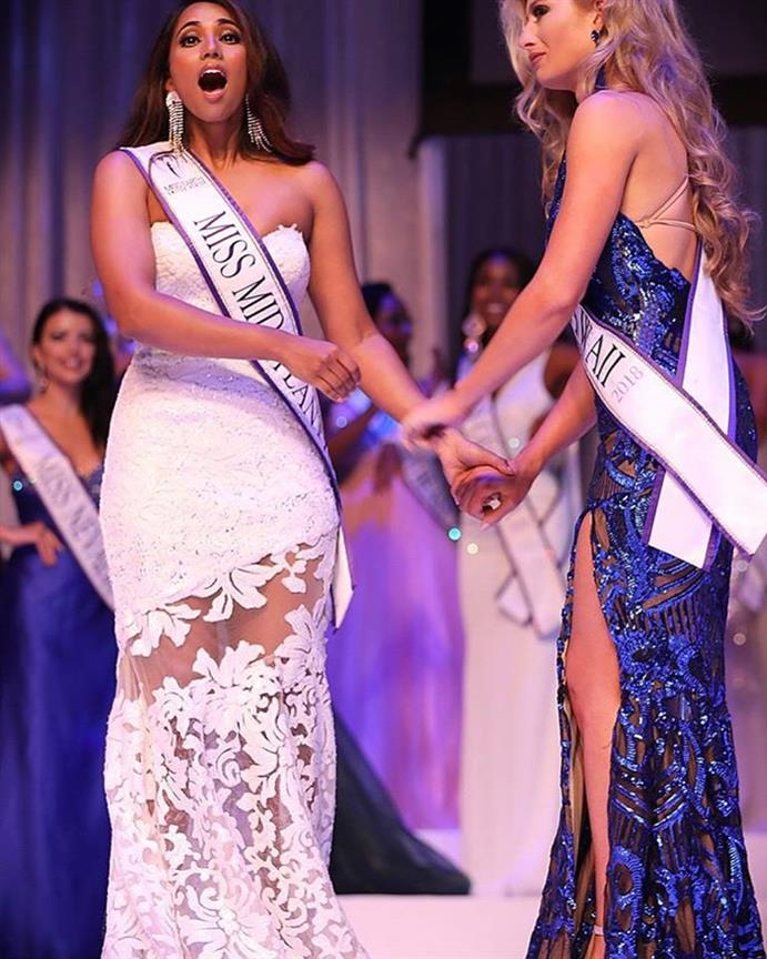 Yashvi Aware crowned Miss Earth United States 2018