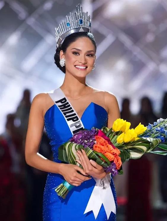 Pia Wurtzbach from Philippines Miss Universe 2015